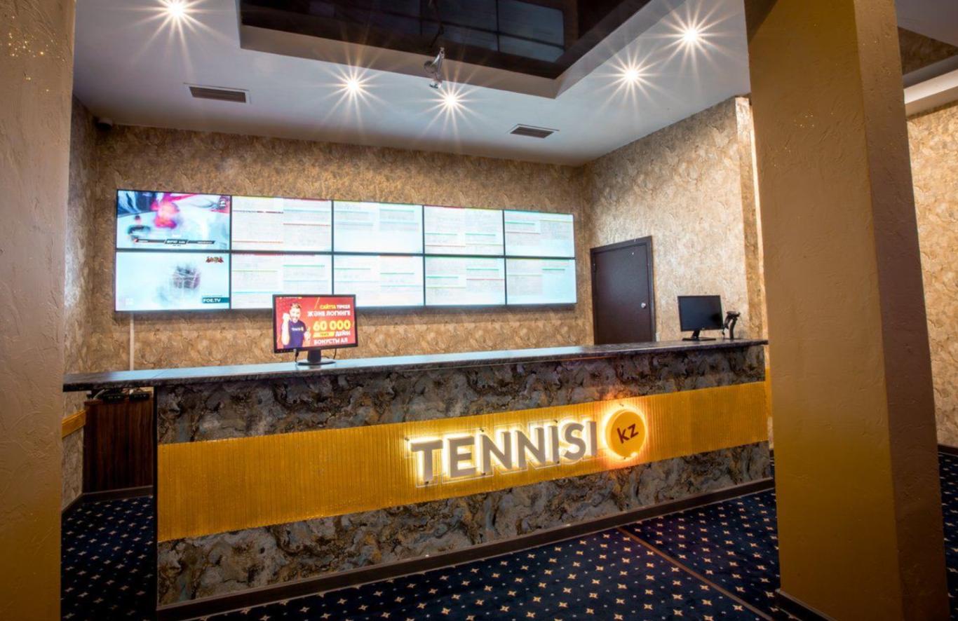 Букмекердик конторанын уюлдук тиркемеси Tennisi: функционалы